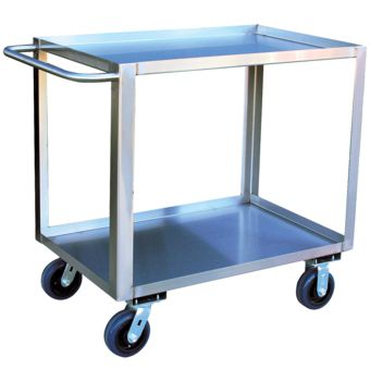 16 Gauge Stainless Steel Cart