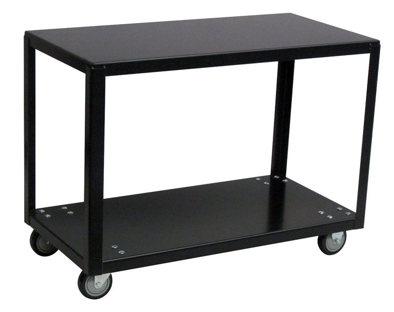 14 Gauge Mobile Table