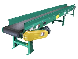 trough bed slider conveyor