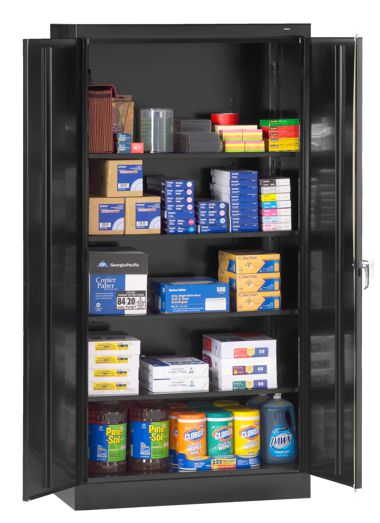 Available In 2 Shelf Sizes And 3 Diffe Heights These Storage Cabinets For Offices