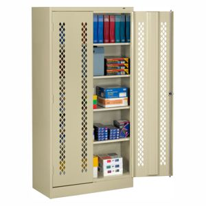 Perforated Door Cabinet